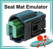 PASSENGER SEAT OCCUPANCY BYPASS MAT SENSOR Emulator airbag per BMW Auto fino al 2004