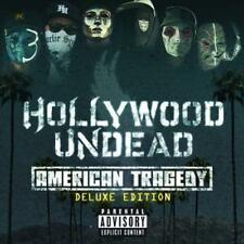 Hollywood Undead - American Tragedy Deluxe Edition ( 4 Bonustracks ! )