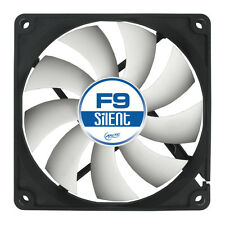 Arctic Cooling F9 Silent Case Fan 92mm 1000 Rpm, 21.2 CFM el flujo de aire