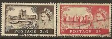 GREAT BRITAIN  USED 309-310            (S580A)