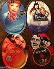 Lot of 4 Classic TV Shows Sitcoms On DVD Color/ Black & White Collections Gift