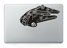 "Star Wars Millennium Falcon Decal Sticker for Macbook Air/Pro/Retina 13""15""17"""