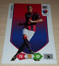 CARD ADRENALYN CALCIATORI PANINI BOLOGNA MORAS CALCIO FOOTBALL SOCCER