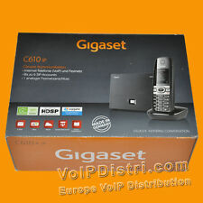 Gigaset C610 IP VoIP Cordless Phone, SIP, Analogue, DECT, HDSP, Unlocked