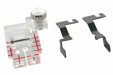 JANOME CLEAR VIEW QUILTING FOOT & GUIDE SET Cat B/C 200449001 (1st Class Post)