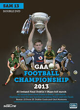 GAA All Ireland Football Championship 2013 Dublin v Mayo (Gaelic Football DVD)