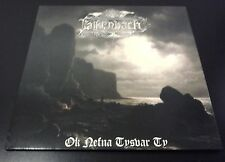 "Falkenbach ""Ok Nefna Tysvar Ty"" NEW LP Clear Vinyl Ltd to 100* Bathory Storm Asa"