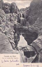 ARGENTINA - Cordoba - Cascada de Olain 1905