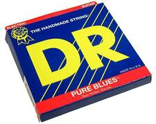 DR Pure Blues PHR-10/52 Electric Guitar Strings 10-52