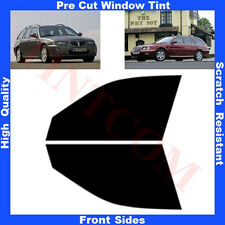 Pre Cut Window Tint Rover 75 5 Doors Estate 2001-2006 Front Sides Any Shade
