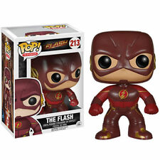 "Caja Dañada-Dc Comics The Flash 3.75 ""Figura de Vinilo Pop Televisión Funko 213"