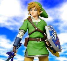 Legend of Zelda skyward sword : FIGMA LINK action figure