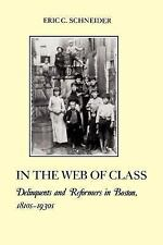 In the Web of Class: Delinquents and Reformers in Boston, 1810S-1930s (The Ameri