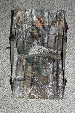 NEW Realtree Xtra Camo Traveler Support Seat Padded Cushion Hunting Treestand