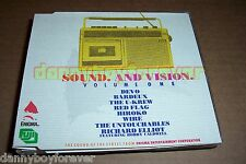 Sound and Vision Volume 1 One CD Devo Bardeux Red Flag Wire Hiroko The U-Krew