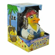 Captain Quack CelebriDuck Rubber Duck NIB Pirate Jack Caribbean