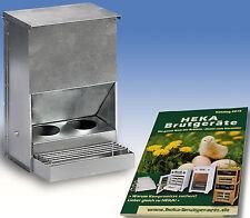 2kg Distributeur de nourriture en métal pour plus grande Oiseaux @@@HEKA: 1x
