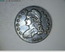 1834 Bust Half Dollar ( # 15-88 )