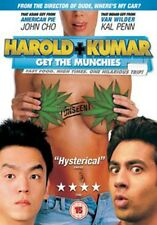 Harold and Kumar Get The Munchies New DVD R4