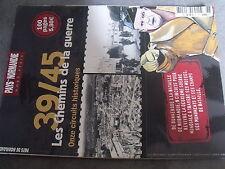 µ? Revue Pays de Normandie HS n°6 39/45 Chemins de la guerre 11 circuits hist...