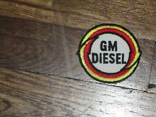 trucking patch,deisel truck engines, gm, patch, 60's patch, new old stock
