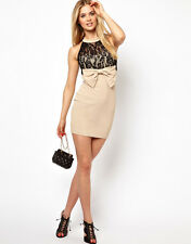Boldgal Evening One-Piece Mini Party Short Cocktail Lace Women Dress