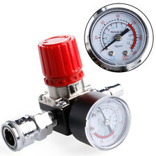 "1/4"" Air Compressor Regulator Pressure Switch Control 180PSI Relief Valve Gauges"