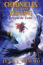 Chronicles of the Red King #3: Leopards' Gold-ExLibrary