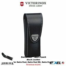 Victorinox #33246 Swiss Army SwissTool Belt Pouch, Leather, fits Lockblade Knife