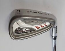 Adams Golf Idea A3 9 Iron True Temper Lite Regular Steel Shaft Adams Golf Grip