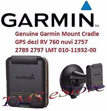 Garmin Cradle Only Power Mount for RV 760LMT nuvi 2757LM 2797LMT Dezl 760LMT GPS