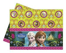 Disney Frozen Plastikdecke - 120cm x 180cm (Party/Dekoration/Geburtstag)