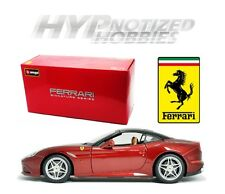 BBURAGO 1:18 SIGNATURE SERIES FERRARI CALIFO T DIE-CAST RED 18-16902RD