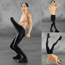 Figma 177 Egashira 2:50 Japanese Comedian Action Figure FREEing Max Factory JPN
