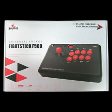 New MAYFLASH DELUXE ARCADE Fight Fighting STICK F500 PS3 PS4 XBOX 360 ONE PC Mac
