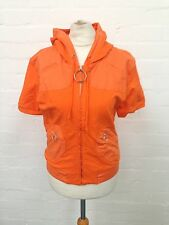 Womens Moschino Short Sleeved Zip Up Jacket - Uk10 - Great Condition