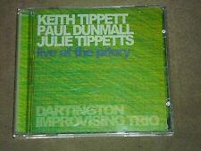 Keith Tippett Paul Dunmall Julie Tippetts Dartington Improvising Trio Live