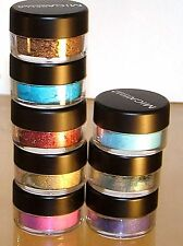 "Mica Beauty Mineral Eye Shadows 8 Singles ""Wild"" 2.5 Gram  Beautiful"