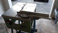 Mafell ERIKA 65 Tischkreissäge mit Universalanschlag
