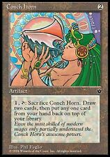 2x Conch Horn MTG MAGIC FE Fallen Empires English