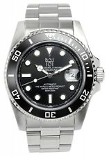 "101 200m Scuba DIVERS SUBMARINE ""AUTOMATIC"" CITIZEN Movement Watch Fast Shipping"