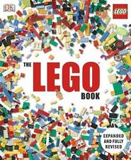 The LEGO Book, Lipkowitz, Daniel, New Book