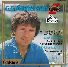 G.G. ANDERSON : STAR FESTIVAL / CD - TOP-ZUSTAND