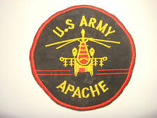 Desert Storm (1990-1991) US Army Helicopter APACHE Patch