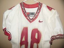 FLORIDA STATE GAME   FOOTBALL JERSEY