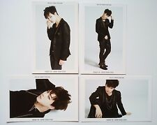 Set of 4 BTS JIMIN JAPAN Official Photo Card WAKE UP Japan Tour bangtan boys