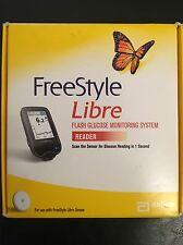 Freestyle libre sistema de monitoreo de glucosa lector flash/metro
