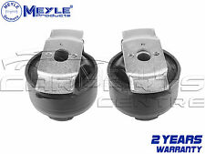 FOR RENAULT LAGUNA MK2 2001- REAR AXLE MOUNTING SUBFRAME BUSH BUSHES PAIR MEYLE