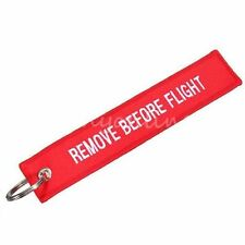 "AIRCRAFT TOOLS  NEW"" REMOVE BEFORE FLIGHT"" KEYRING GREAT GIFT PUT ON LUGGAGE"