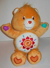 "CARE BEAR ""AMIGO BEAR"" 14"" PLUSH, BILINGUAL, SAYS OVER 10 PHRASES, PRE-LOVED!"
